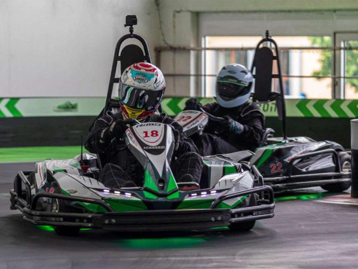 Doppelsieg im Heimrennen für die Teams vom Ecodrom