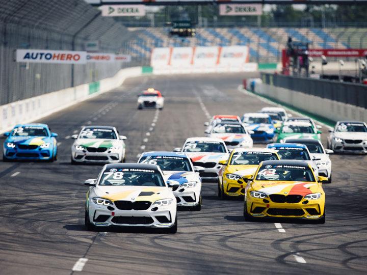 BMW M2 Cup wird Partner der DKM