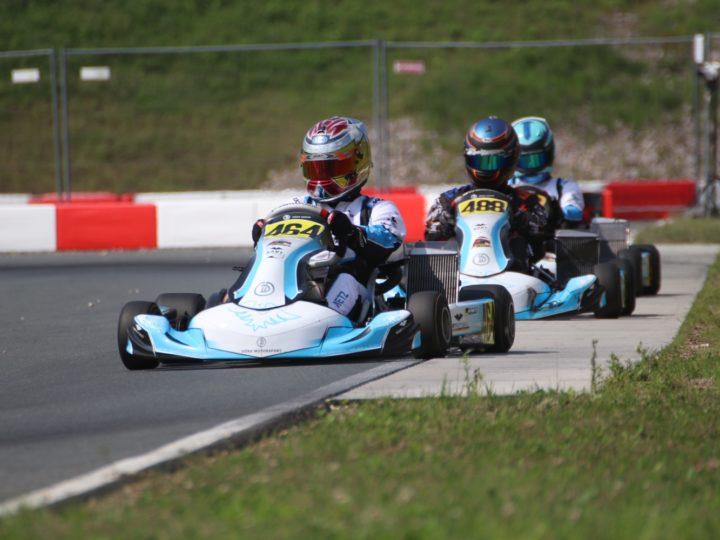 RMC-Sieg und Meisterschaftsführung für Dörr Motorsport