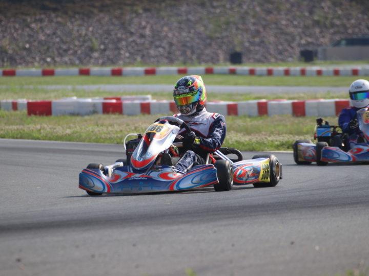Rotax Max Challenge Mülsen: Luca Köster fährt in die Pokalränge