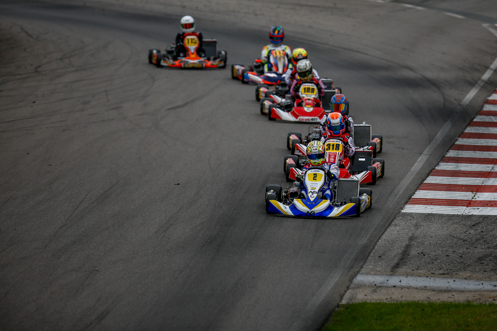 NB Motorsport baut ADAC Kart Masters-Führung aus