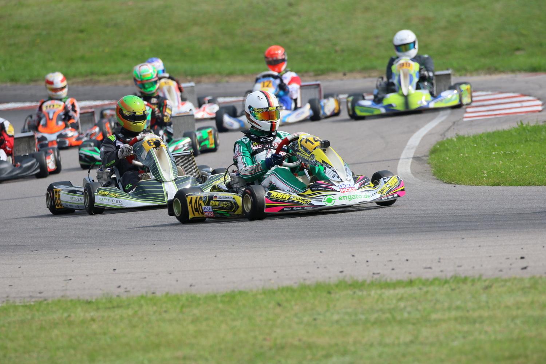 RMW Motorsport verpasst Pokalränge in Wackersdorf knapp