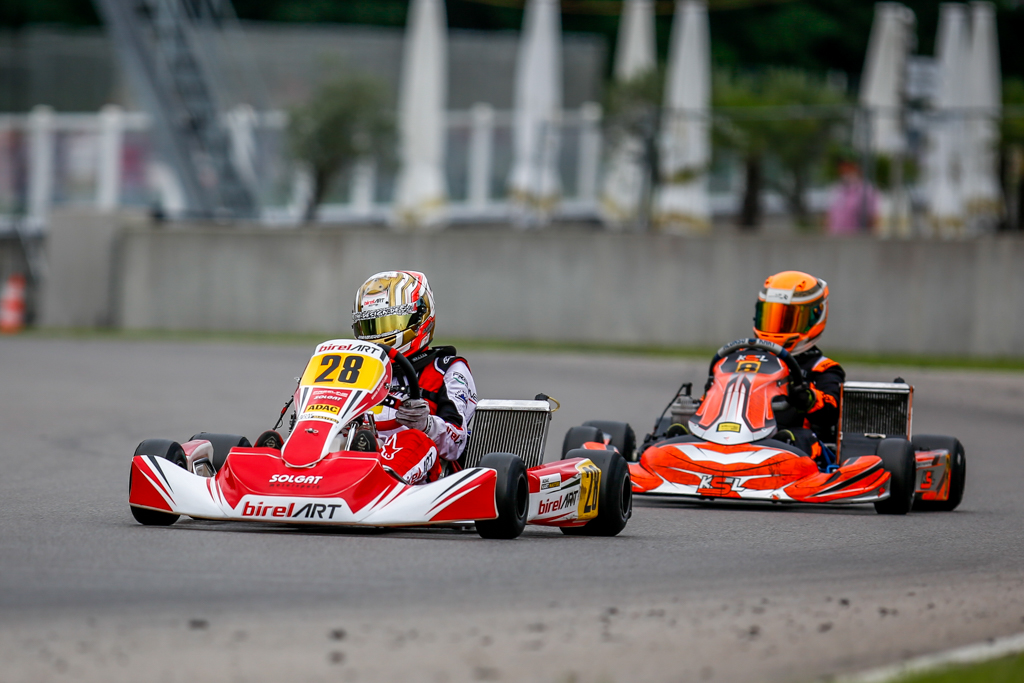 ADAC Kart Masters: Solgat Motorsport sammelt Pokale