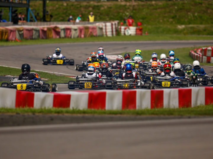 Neue Sieger beim ADAC Kart Masters in Wackersdorf