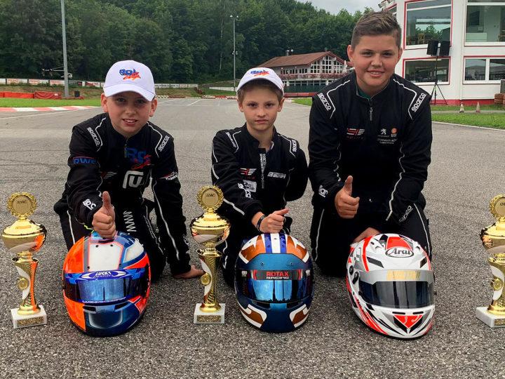 Doppelsieg für C4-Racing bei SAKC-Halbzeit