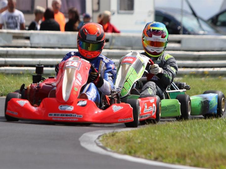 Drei Sieger beim Super-Race-Weekend in Wittgenborn