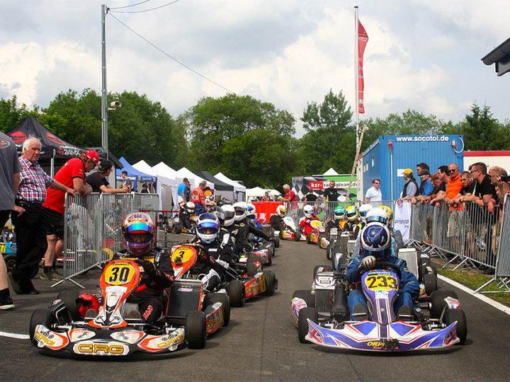 Kartclub Burg Brüggen lädt zum Clublauf ein