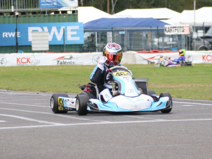 Dominante Vorstellung von Dörr Motorsport in Kerpen