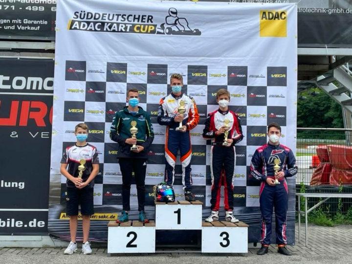 Valier Motorsport dominiert in Ampfing
