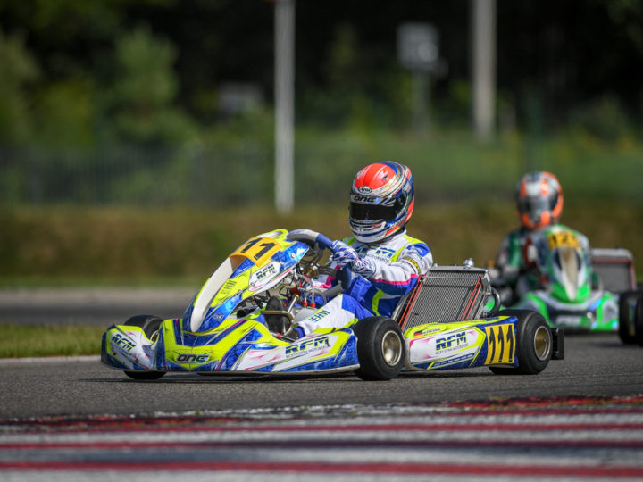 Maxim Rehm: Weiter im Titelrennen um die Deutsche Meisterschaft