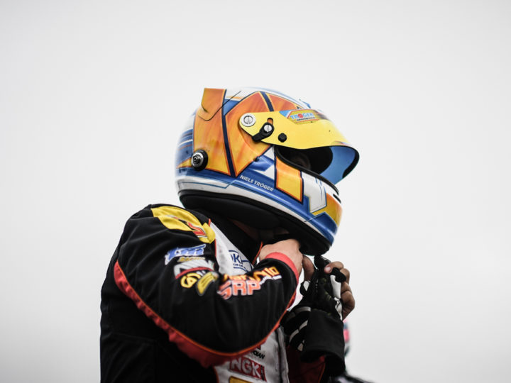 Deutsche Kart-Meisterschaft: Niels Tröger ist Halbzeitmeister