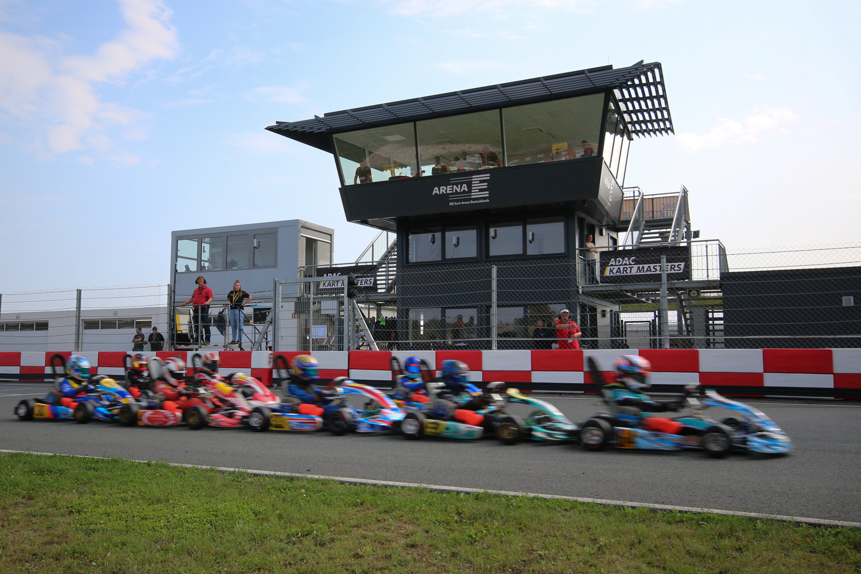 ADAC Kart Bundesendlauf gibt Debüt in Mülsen