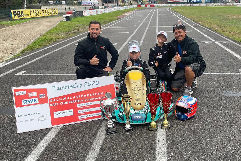 C4-Racing holt zwei Tickets für Rok-Weltfinale