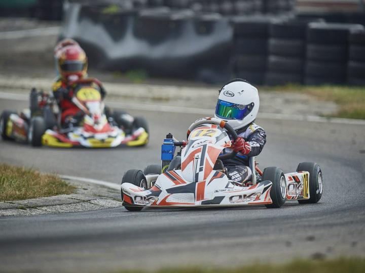 RMC Clubsport: Niklas Cassarino weiterhin auf Top-Kurs