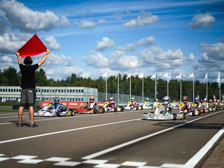 Weltmeistertitel geht nach Schweden: Noah Milell erfolgreich
