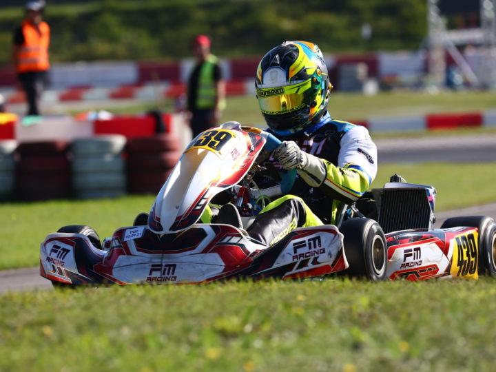 Laurenc Seifried landet in internationalen Top-Ten