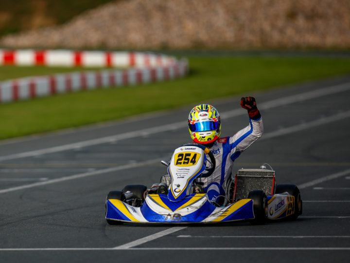 NB Motorsport feiert sensationellen DSKM-Sieg