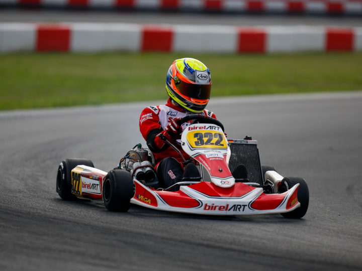 DSKC Mülsen: Top-Ten-Ergebnis für Solgat Motorsport