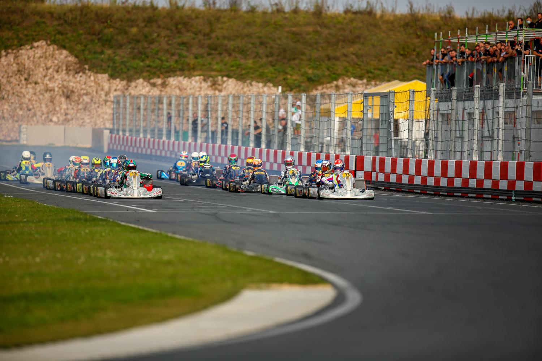 ADAC Kart Masters erlebt aufregende Rennen in Mülsen