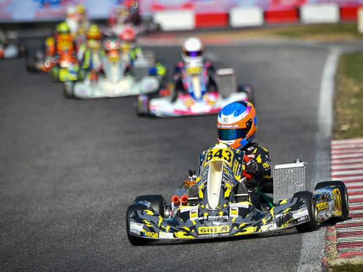 Maximilian Schleimer bei Weltfinale auf Pokalkurs