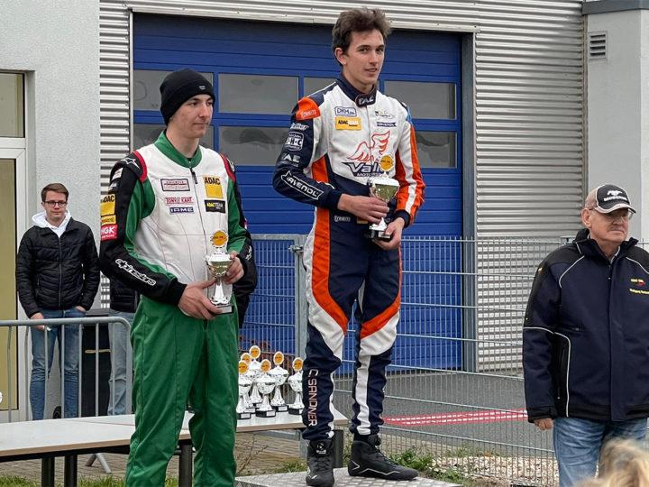 Valier Motorsport gewinnt in Oschersleben