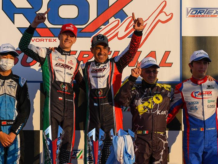 ROK Cup Superfinal kürt Sieger in Lonato