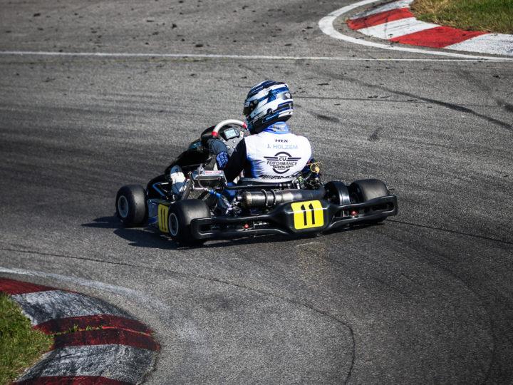 Deutsche Kart-Meisterschaft: CV Performance Group holt Bronzepokal