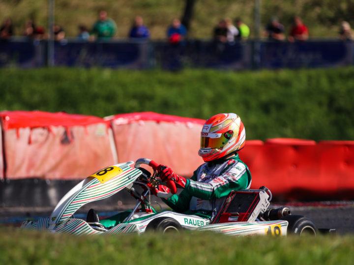 Fabio Rauer beendet DKM-Saison in den Top-Fünf