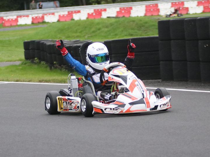 Niklas Cassarino mit Doppelsieg zum Titel in der RMC Germany