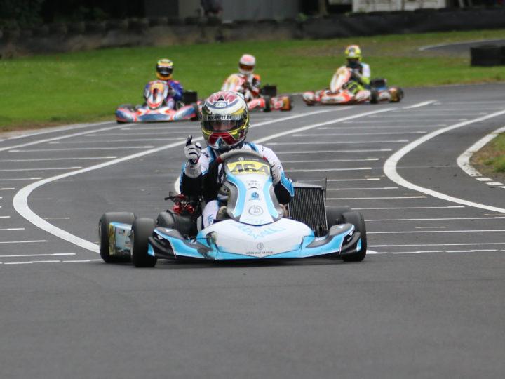 Dörr Motorsport gewinnt Rotax Max Challenge Germany