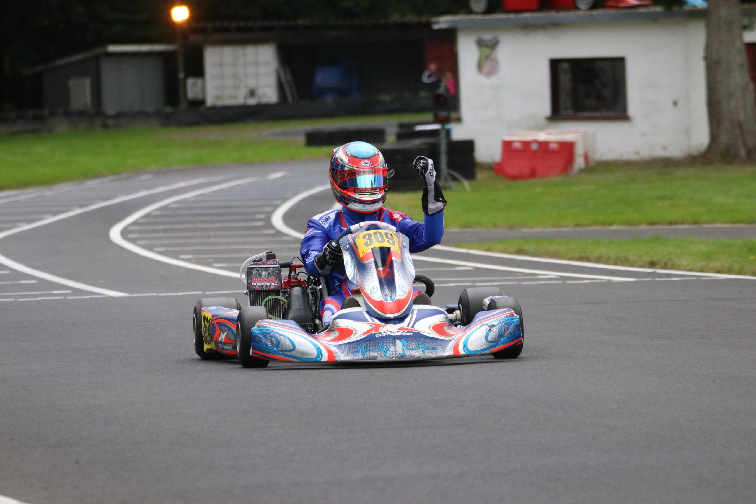 Kraft Motorsport fährt mit Doppelsieg zum RMC-Vizetitel