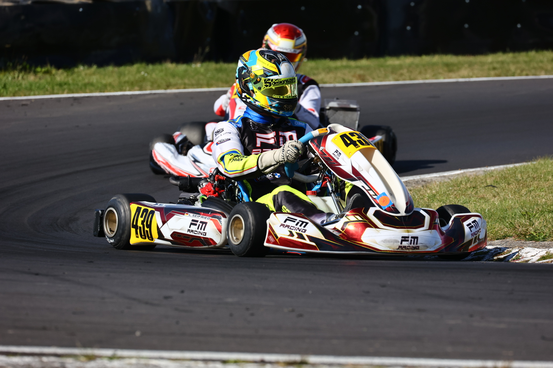 RMC Finale Wittgenborn: Laurenc Seifried zwei Mal in den Pokalrängen
