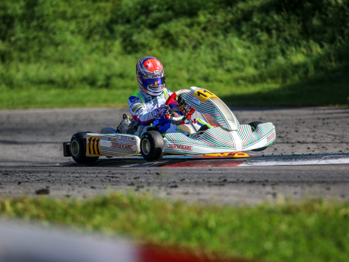 Maxim Rehm wird Junioren Vize-Meister