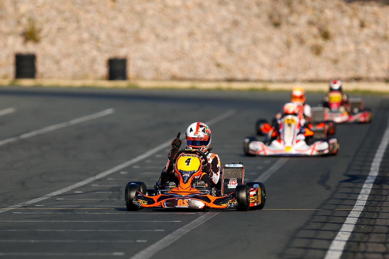 RS Motorsport gewinnt ADAC Kart Bundesendlauf