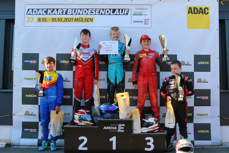 Solgat Motorsport-Mini wird Vizechampion beim Bundesendlauf