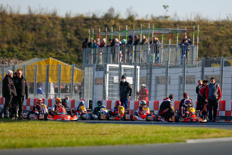 ADAC Kart Bundesendlauf krönt seine Sieger in Mülsen